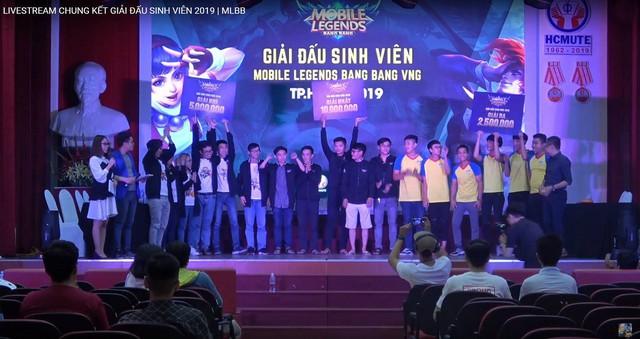 Mobile Legends Bang Bang VNG triển khai giải đấu thể thao điện tử ở trường đại học - Ảnh 5.