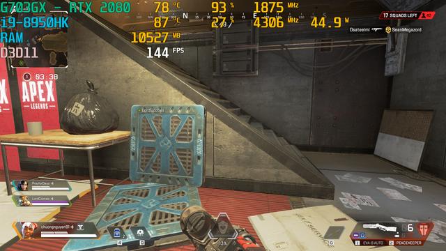 Asus ROG G703GX - Laptop gaming quái vật với CPU i9, RTX 2080 không những chơi game mượt mà còn giúp game thủ tăng cường sức khỏe - Ảnh 19.