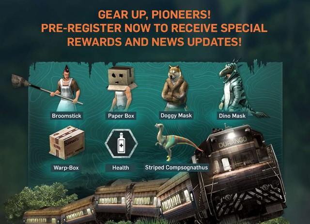 Durango: Wild Lands - Game săn khủng long cực hay đã cho phép game thủ đăng ký chơi thử - Ảnh 4.