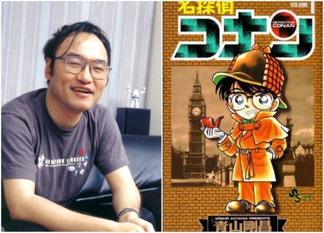 Nếu cha đẻ Conan gặp mặt tác giả One Piece thì điều tuyệt vời gì có thể xảy ra nhỉ? - Ảnh 1.