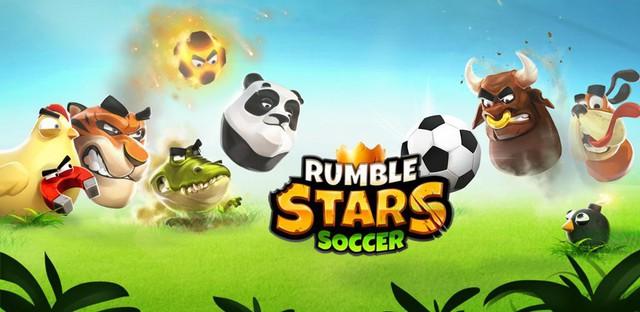 Tựa game bóng đá cực vui nhộn Rumble Star Soccer sắp được phát hành trên toàn thế giới - Ảnh 1.