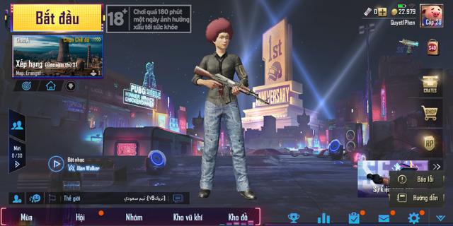 PUBG Mobile: Mẹo tố cáo người chơi hack/cheat dựa trên ID ở ngoài sảnh chờ - Ảnh 5.