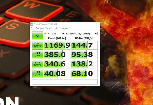 Đánh giá Lenovo Legion Y730: Laptop gaming lịch sự, hoàn hảo cho game thủ kín tiếng - Ảnh 20.