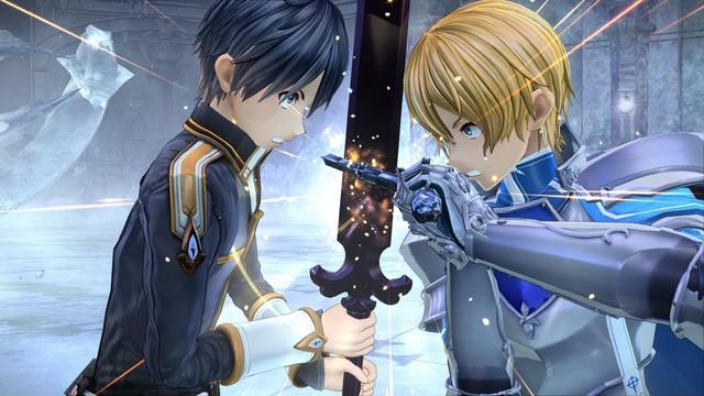 Xuất hiện game mới Sword Art Online được phát hành ngay trên Steam - Ảnh 1.