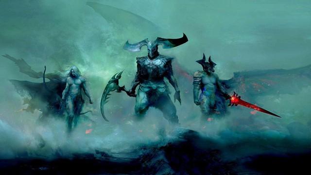 LMHT: Vị tướng Darkin thứ 4 sẽ mang giới tính nữ, nhiều khả năng là sát thủ Đường Giữa? - Ảnh 1.