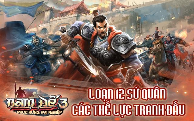 Game dã sử thuần Việt Nam Đế 3 chính thức mở cửa hôm nay, game thủ hãy nhanh chân vào chơi - Ảnh 1.