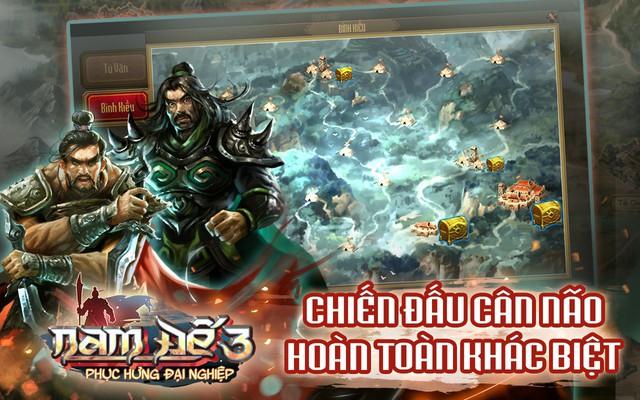 Game dã sử thuần Việt Nam Đế 3 chính thức mở cửa hôm nay, game thủ hãy nhanh chân vào chơi - Ảnh 3.