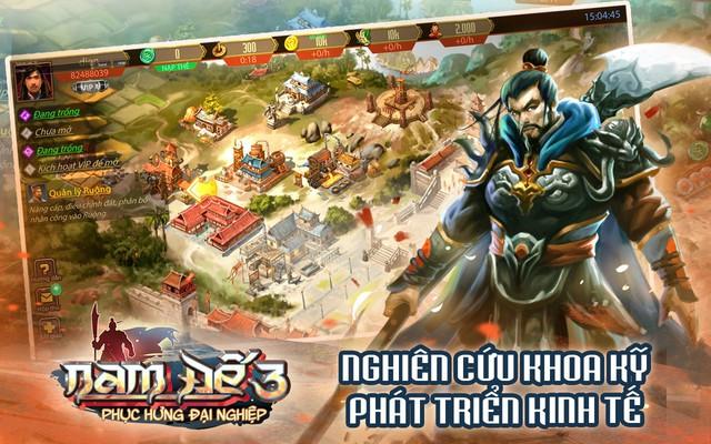 Game dã sử thuần Việt Nam Đế 3 chính thức mở cửa hôm nay, game thủ hãy nhanh chân vào chơi - Ảnh 4.