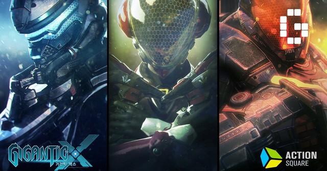 Gigantic X: Game Mobile bắn súng cực kì đẹp mắt sắp được ra mắt - Ảnh 2.
