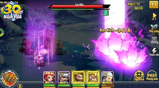 98 tướng, 76 hiệu ứng kỹ năng, 8 trận pháp và 5 thần binh: Những con số khiến fan chiến thuật không thể bỏ qua 3Q Ai Là Vua - Ảnh 4.