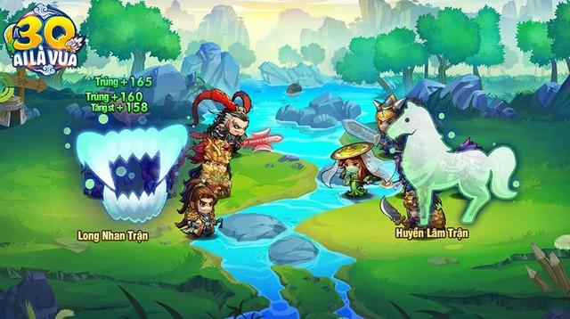 98 tướng, 76 hiệu ứng kỹ năng, 8 trận pháp và 5 thần binh: Những con số khiến fan chiến thuật không thể bỏ qua 3Q Ai Là Vua - Ảnh 6.