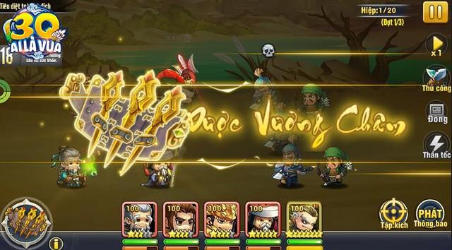 98 tướng, 76 hiệu ứng kỹ năng, 8 trận pháp và 5 thần binh: Những con số khiến fan chiến thuật không thể bỏ qua 3Q Ai Là Vua - Ảnh 7.