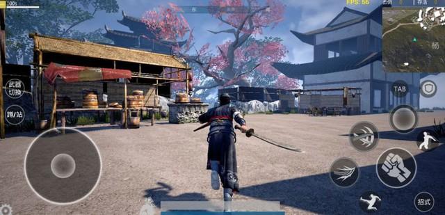 The Swordsmen X - Game mobile PUBG kiếm hiệp bắt đầu đợt test với quy mô 200 nghìn nick - Ảnh 3.