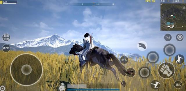 The Swordsmen X - Game mobile PUBG kiếm hiệp bắt đầu đợt test với quy mô 200 nghìn nick - Ảnh 4.