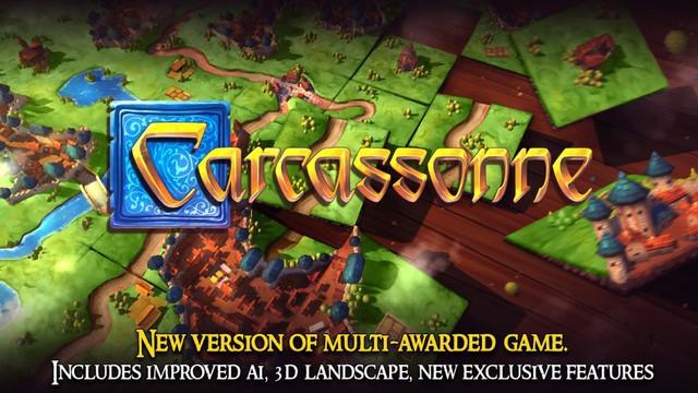 Carcassonne - Board game đang gây sốt trên khắp các bảng xếp hạng có gì hot - Ảnh 1.