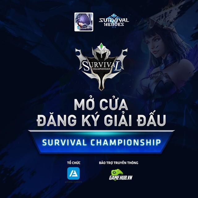 Làm giàu không khó với chuỗi Giải đấu 10 triệu Đồng mỗi tuần cùng Survival Heroes - Ảnh 2.