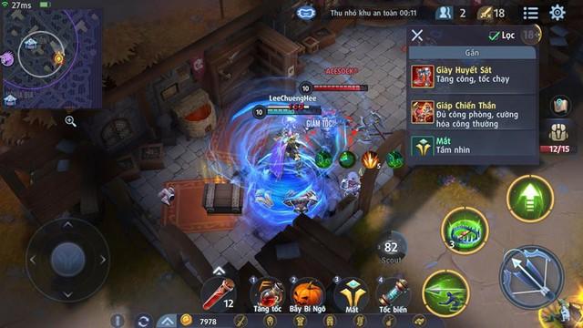 Làm giàu không khó với chuỗi Giải đấu 10 triệu Đồng mỗi tuần cùng Survival Heroes - Ảnh 3.