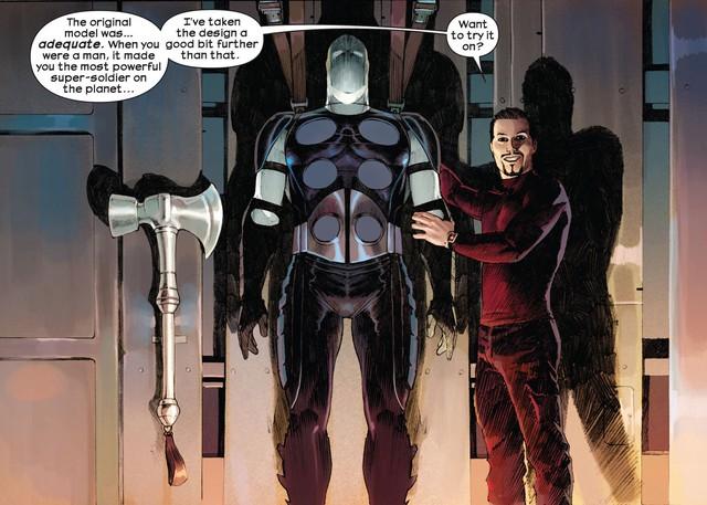 Avengers: Endgame - Liệu Cây rìu Stormbreaker của Thor có mạnh hơn Găng tay Vô Cực của Thanos? - Ảnh 4.
