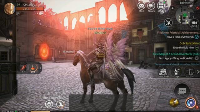 Game mobile bom tấn Talion sẽ mở cửa ngày 28/5 tới, hiện đã cho đăng ký trước - Ảnh 3.