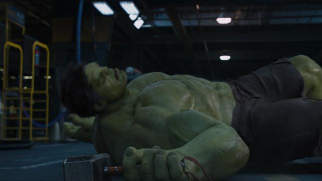 Avengers: Endgame - Đây là lý do Captain America có thể nâng được búa thần của Thor để bán hành cho Thanos - Ảnh 1.