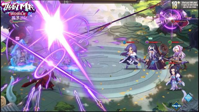 Game chưa ra mắt đã có Big Update, Thần Ma Mobile rất biết cách tạo bất ngờ cho các fan hâm mộ - Ảnh 5.