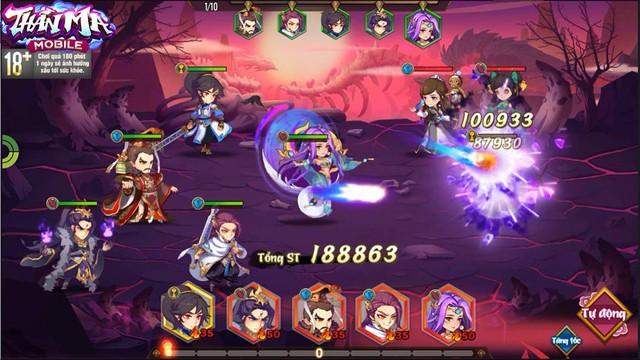 Game chưa ra mắt đã có Big Update, Thần Ma Mobile rất biết cách tạo bất ngờ cho các fan hâm mộ - Ảnh 6.