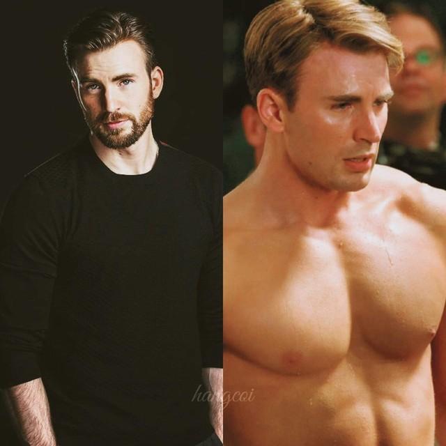 Không chỉ có mỗi hàng Mỹ của Captain America, mà đội hình Avengers cũng toàn các cực phẩm - Ảnh 1.