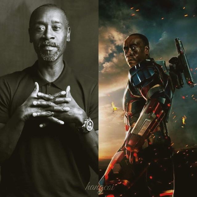 Không chỉ có mỗi hàng Mỹ của Captain America, mà đội hình Avengers cũng toàn các cực phẩm - Ảnh 14.