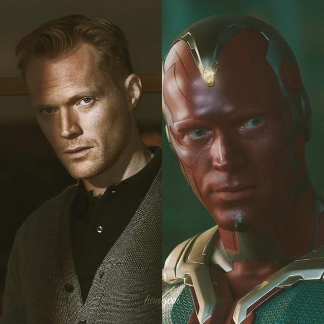 Không chỉ có mỗi hàng Mỹ của Captain America, mà đội hình Avengers cũng toàn các cực phẩm - Ảnh 15.