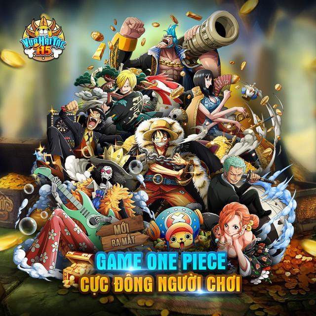Ngắm nghía Vua Hải Tặc H5, game One Piece đa nền tảng sắp cập bến Việt Nam - Ảnh 2.