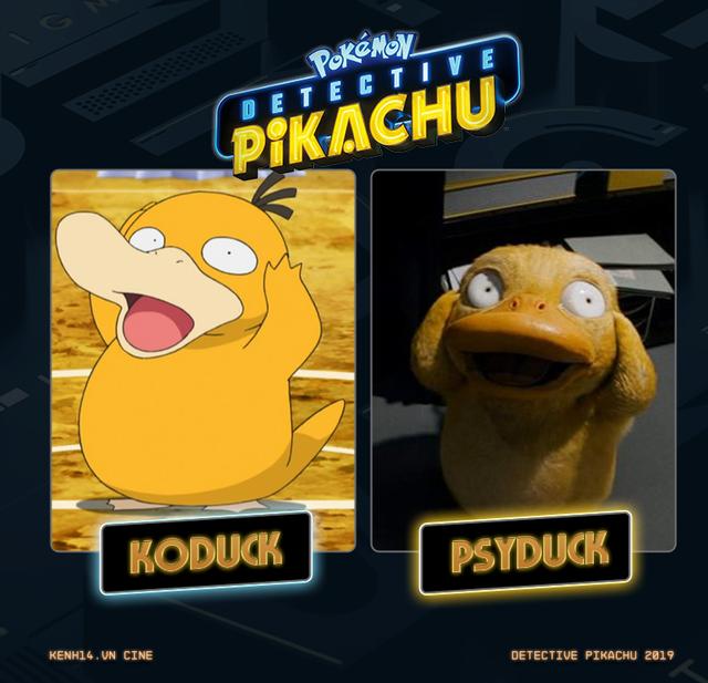 4 điều fan hoạt hình Pokémon sẽ không thích ở bản live-action Detective Pikachu - Ảnh 1.