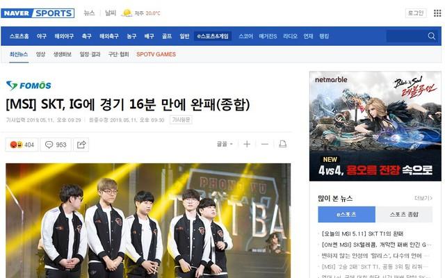 LMHT: Fan Hàn Quốc phẫn nộ sau thất bại của SKT - Quả không hổ danh Dream Team, đánh như mơ ngủ - Ảnh 2.