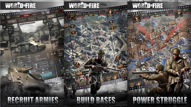 World on Fire - Tựa game online chiến thuật không nên bỏ lỡ - Ảnh 1.