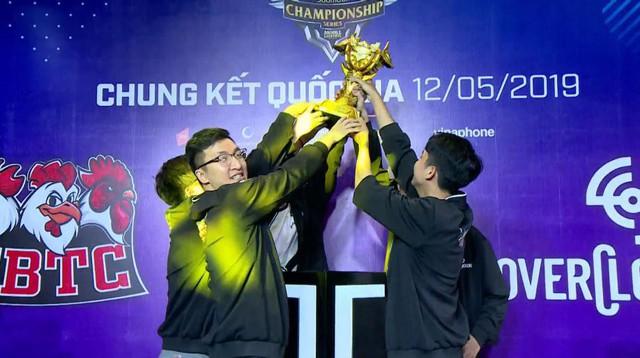 Mobile Legends: Overclockers xuất sắc đăng quang ngôi vô địch giải đấu 360mobi Championship Series Mùa 2 - Ảnh 4.