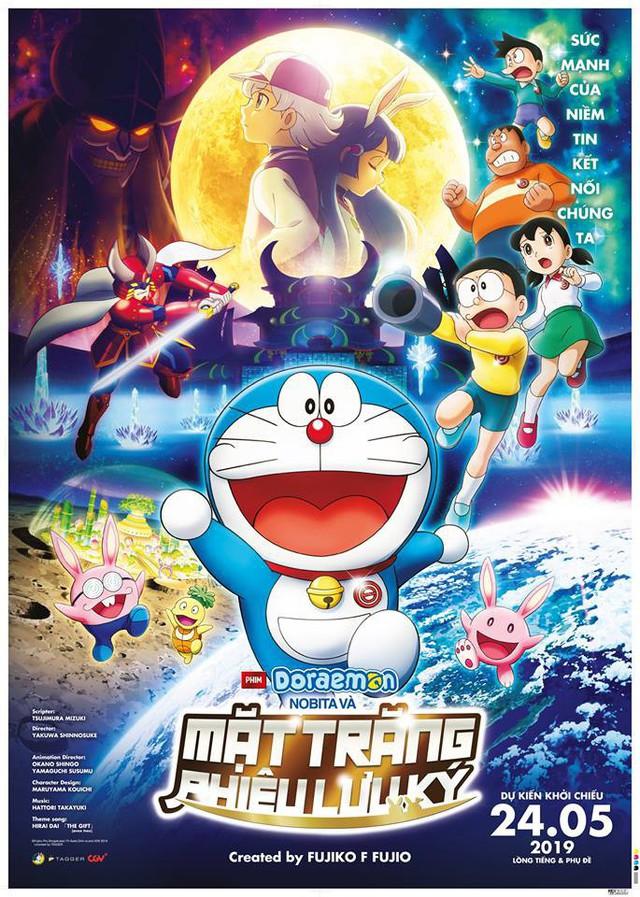 Đến hè lại lên, Doraemon hóa thỏ ngọc đốn tim khán giả trong chuyến phiêu lưu đến nhà chị Hằng - Ảnh 2.