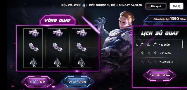 Liên Quân Mobile: Combo Quillen và Richter Star Wars giá bạc triệu, VN giờ là server Rich Kids - Ảnh 1.