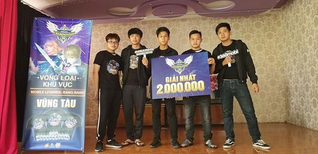 Mobile Legends: Hành trình đến ngôi Vô địch giải đấu 360mobi Chamiponship Series Mùa 2 của Tân Vương OverClockers - Ảnh 2.
