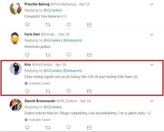 LMHT: Những tuyển thủ được fan Việt hết lòng yêu quý tại MSI 2019 - Ảnh 1.