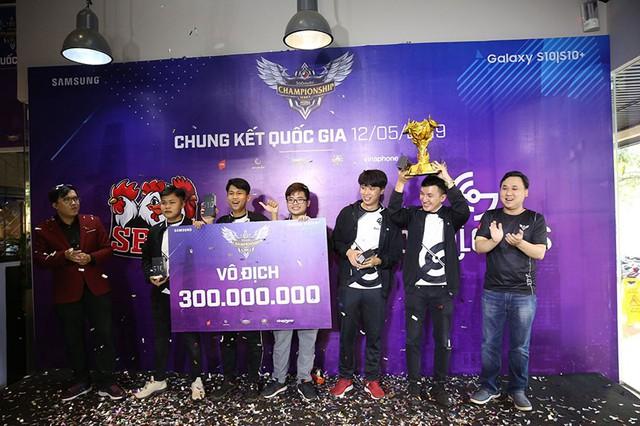 Mobile Legends: Hành trình đến ngôi Vô địch giải đấu 360mobi Chamiponship Series Mùa 2 của Tân Vương OverClockers - Ảnh 6.