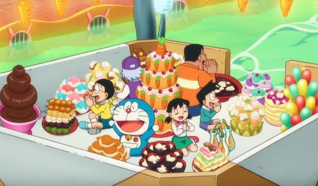Nobita và Mặt Trăng phiêu lưu ký phá đảo phòng vé tại Nhật, trở thành phim thứ 3 có doanh thu cao nhất của thương hiệu Doraemon - Ảnh 3.
