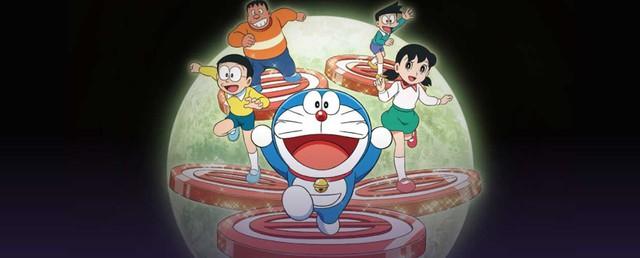 Nobita và Mặt Trăng phiêu lưu ký phá đảo phòng vé tại Nhật, trở thành phim thứ 3 có doanh thu cao nhất của thương hiệu Doraemon - Ảnh 1.