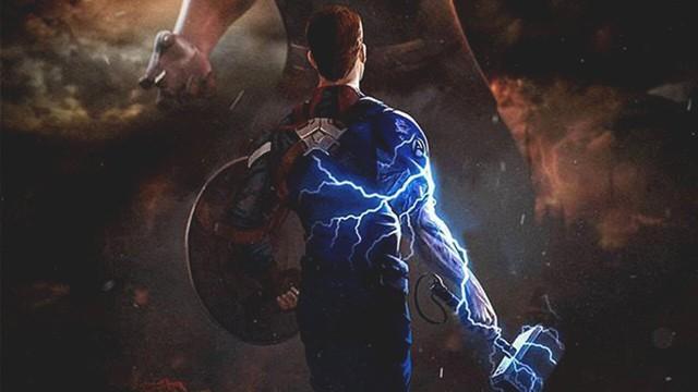 Đây chính là lý do giúp Captain America có thể chống lại Thanos bằng tay không trong Avengers: Infinity War - Ảnh 1.