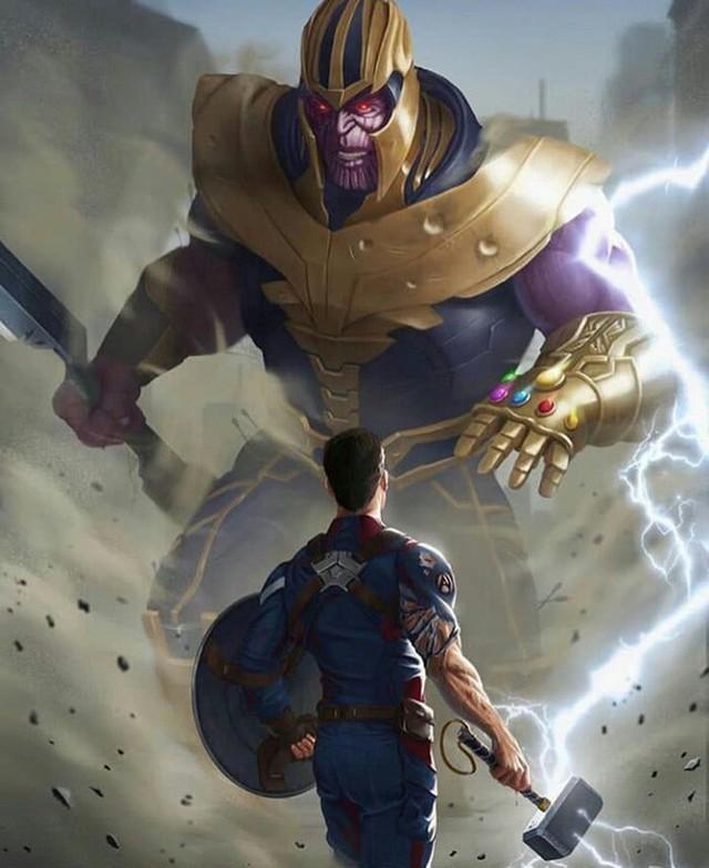 Đây chính là lý do giúp Captain America có thể chống lại Thanos bằng tay không trong Avengers: Infinity War - Ảnh 3.