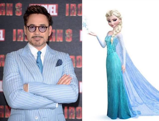 Quên Iron Man khô khan trên phim đi, Robert Downey Jr. xứng đáng là nàng công chúa kiều diễm 7 màu ngoài đời thực - Ảnh 4.