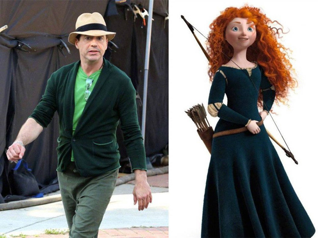 Quên Iron Man khô khan trên phim đi, Robert Downey Jr. xứng đáng là nàng công chúa kiều diễm 7 màu ngoài đời thực - Ảnh 5.