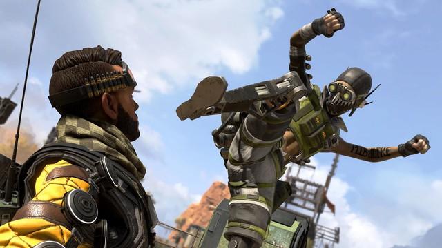 Mạnh tay, nhà phát hành Apex Legends quyết định cấm vĩnh viễn những kẻ chỉ dựa vào đồng đội để thăng cấp - Ảnh 2.