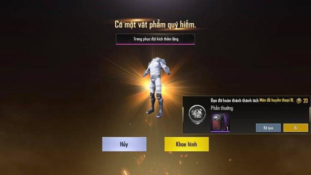 Game thủ PUBG Mobile VN nhận FREE được cả đống skin nhờ Fake IP qua Đài Loan - Ảnh 7.