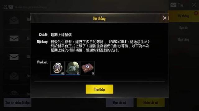 Game thủ PUBG Mobile VN nhận FREE được cả đống skin nhờ Fake IP qua Đài Loan - Ảnh 1.