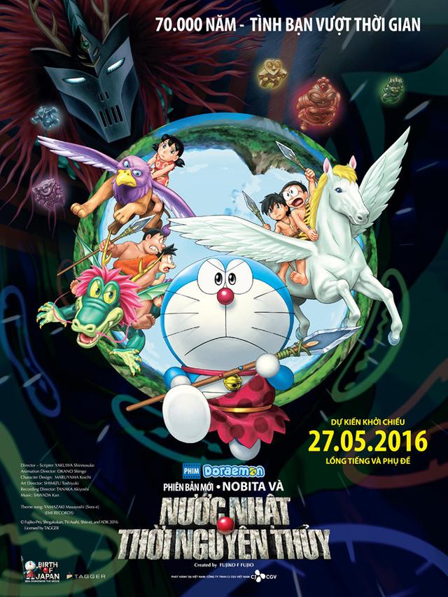 7 bộ phim tuyệt hay về chú mèo máy Doraemon mà fan cứng chắc chắn không thể bỏ qua - Ảnh 4.