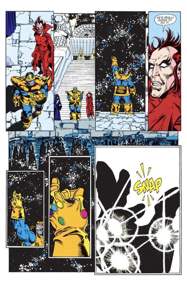 Tự xưng là Kẻ cứu rỗi vũ trụ, nhưng những gì Thanos làm đều là tội ác diệt chủng khiến người người căm ghét - Ảnh 2.